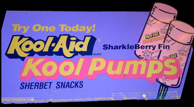 Kool-Aid Pumps