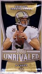 2010 Topps Unrivaled Pack