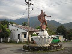 East Timor Portuguese Statue