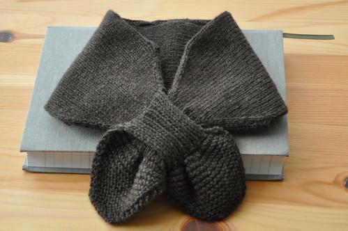 Orwell bridge scarf.