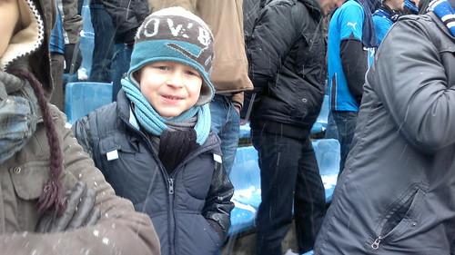 Rune voor het eerst op Club Brugge