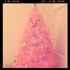 My bff's tree is made of candy~