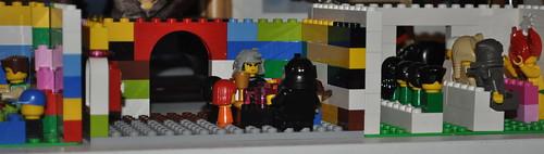 Lego Christmas Village-2