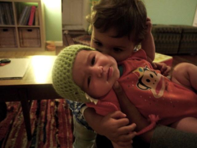 baby smooches