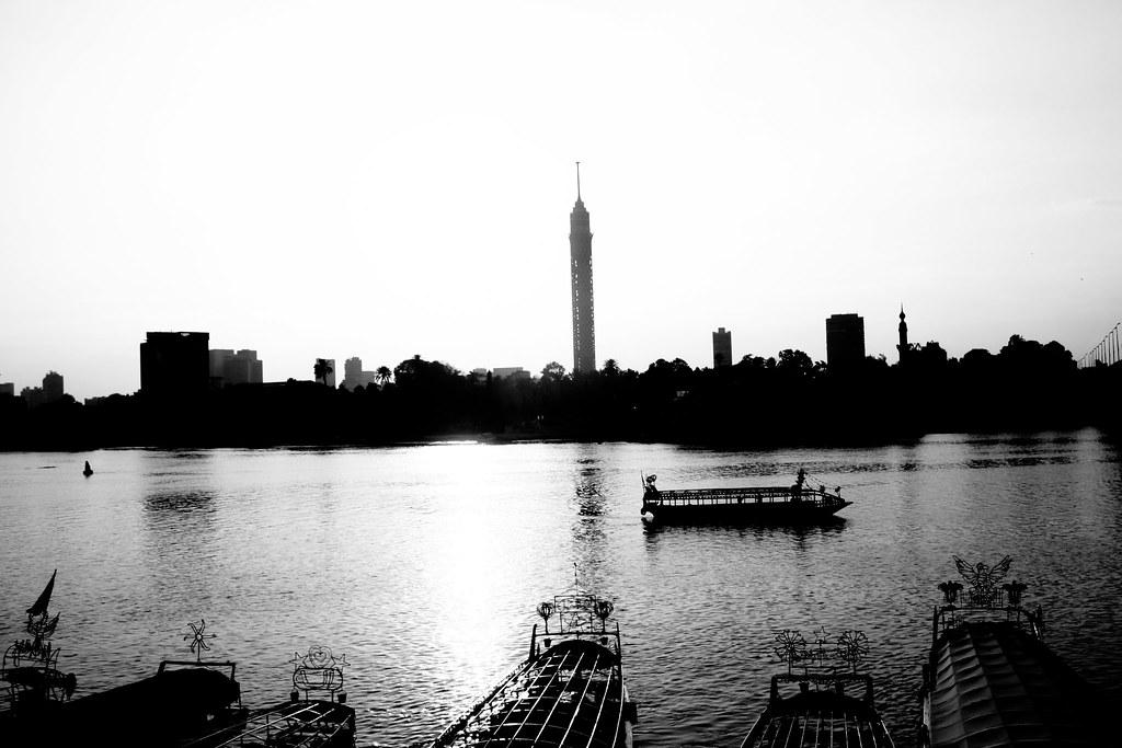 Cairo's Nile.