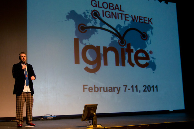 Brady Forrest - Ignite Seattle 12