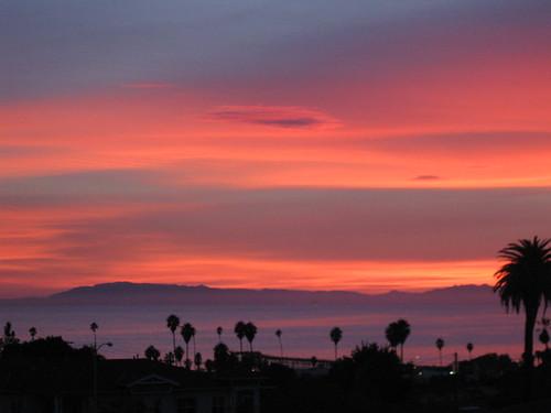 Sunset, 12-28-10