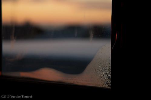 冬の夜明け 3