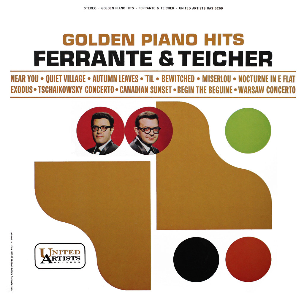 Ferrante & Teicher - Golden Piano Hits