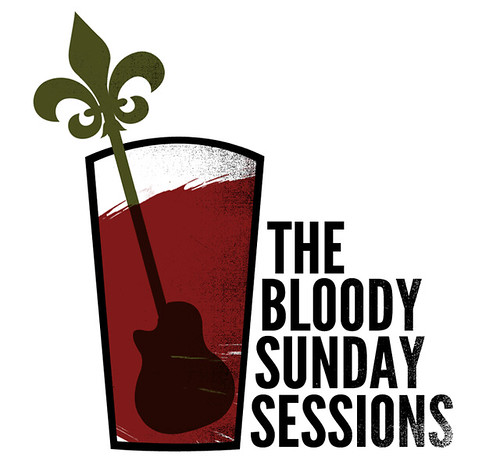 The Bloody Sunday Sessions Logo Design