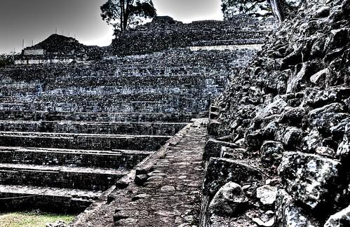 KLR 650 Trip Honduras 9