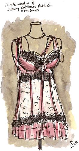 sketchcrawl lingerie