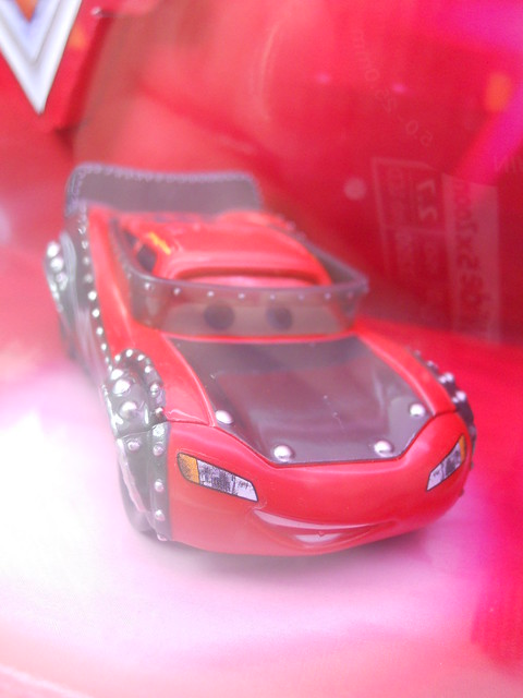 disney cars Heavy Metal Mater 4 pack (3)
