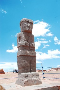 Tiwanaku Ponce Stela