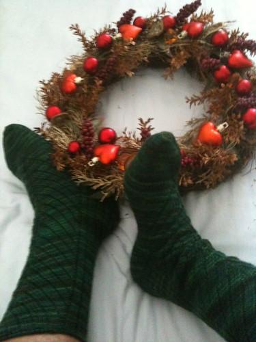 Gaudete KAL socks
