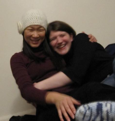 Megumi and Naomi