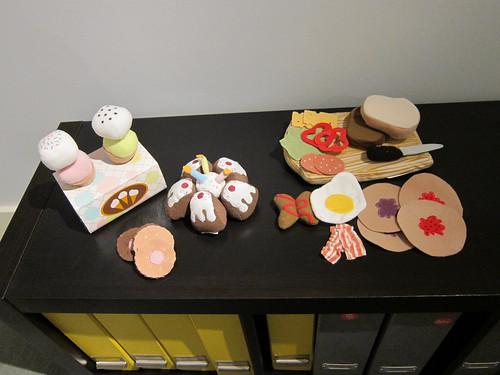 Desserts & Breakfast