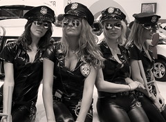 You have the right to remain silent. Anything ...