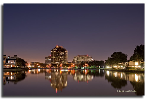 Foster City Skyline