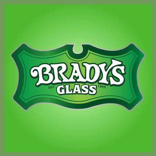 bradys glass
