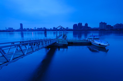 大稻埕碼頭 Taipei Dadaocheng Wharf