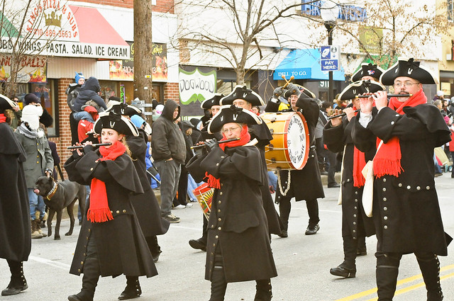 Continental City Fife And Drum Corps