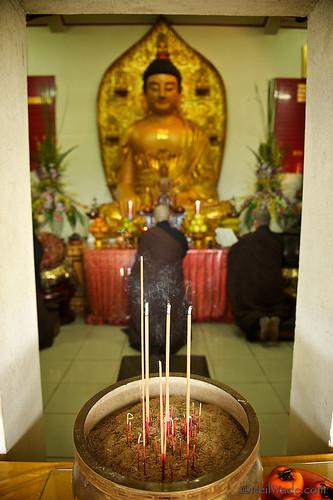 Taiwan - Buddhism