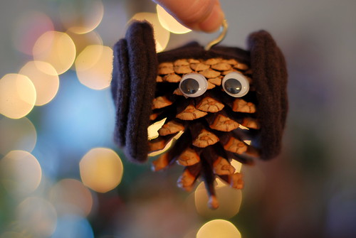 leia ornament