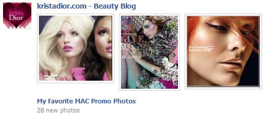 Favorite MAC Promo ads