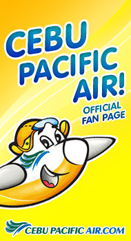 Cebu Pacific Facebook Contest