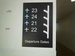 Odd Gate Numbering