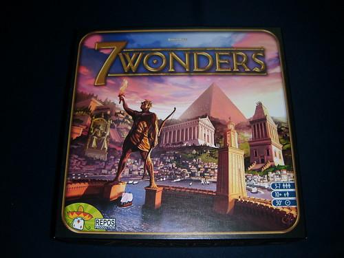 7 Wonders 1