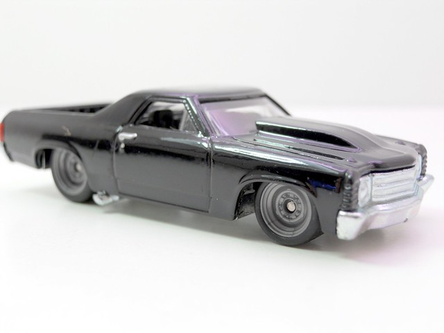 hot wheels waynes garage '71 el camino (2)