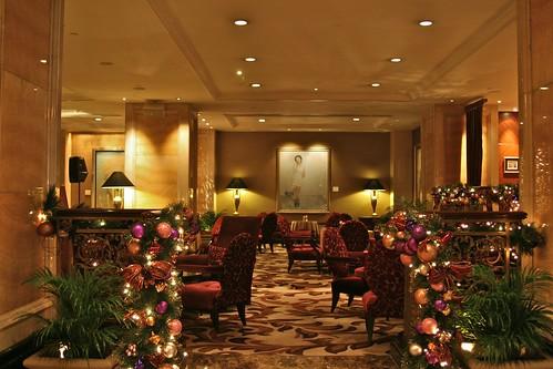 Langham Hotel, Hong Kong