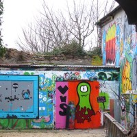 Day 2: Art or Graffiti?