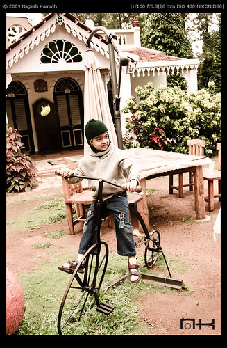 Rishi at Lake Forest Resort