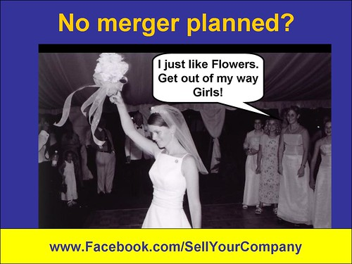 No merger planned? OK?
