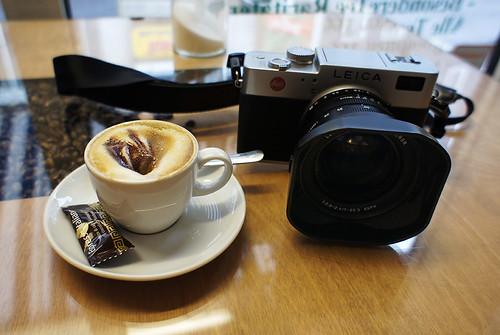 Camera & Coffee