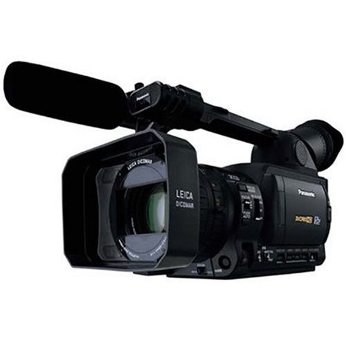 high with zoom optical panasonic definition pro camcorder 1080i 3ccd 13x aghvx200a p2dvcpro