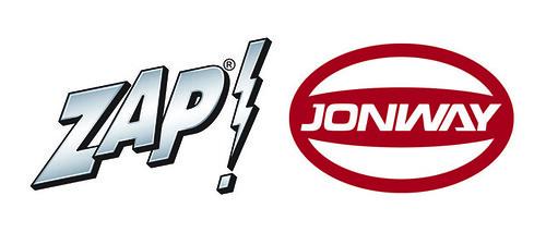 The Logo for ZAP Jonway