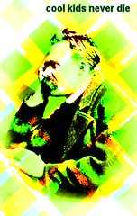 Friedrich Nietzsche - found in the Cool Kids N...