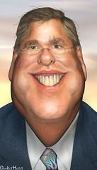Jeb Bush - Caricature
