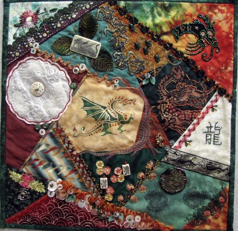 Return to Honalee by Kathy Shake The Fabric Stalkers May Gallery Exhibit @Quiltworks