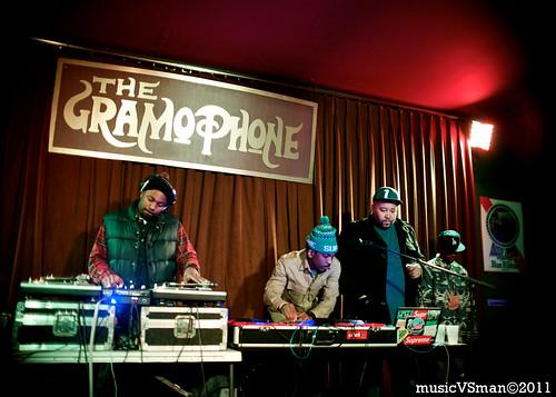 Tech Supreme @ The Gramophone - 01.20.11