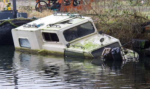 Unhappy boat