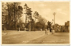 New Road Junction, Northbourne, Kinson
