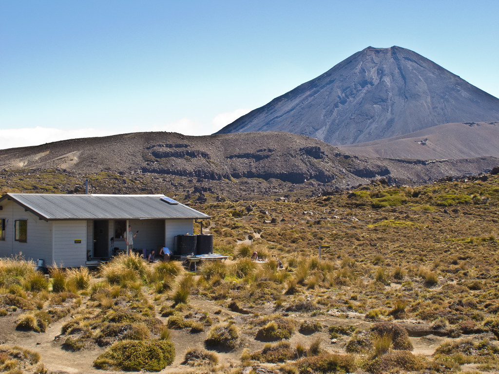 The Otorere Hut