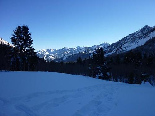 Sundance Snowshoeing 11 - Mtn. View