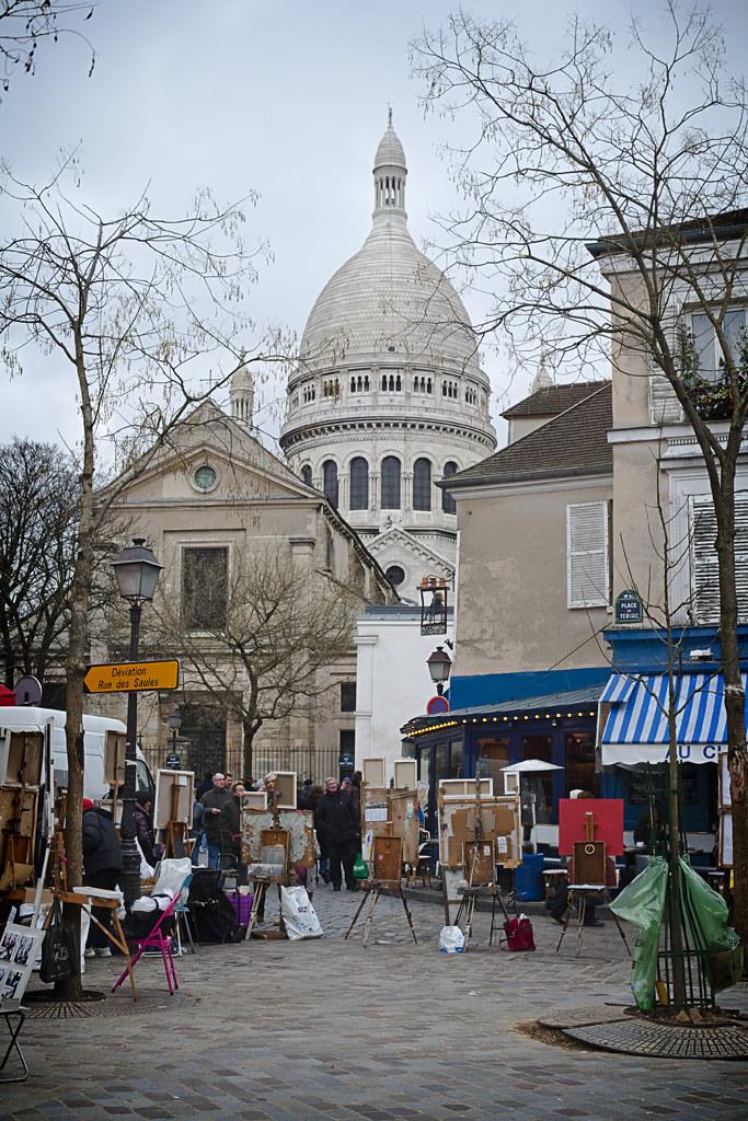 SacréCoeur - París