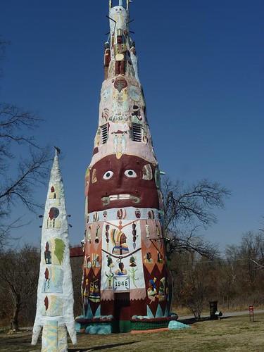 OK, Foyil - Totem Pole Park 5